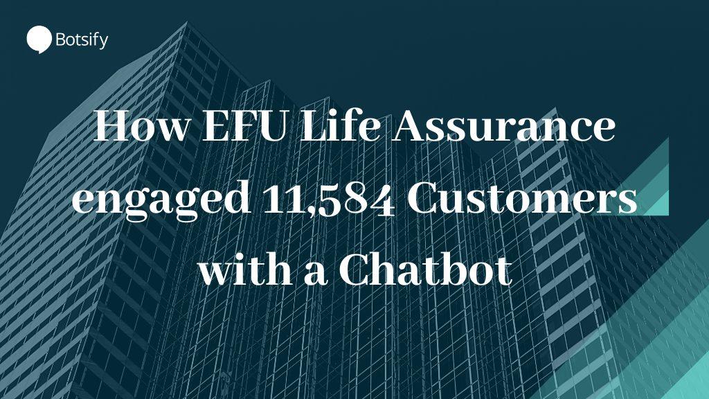 EFU chatbot