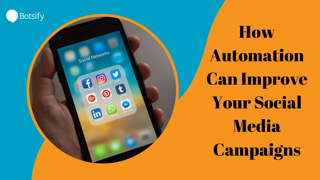 social media and chatbot