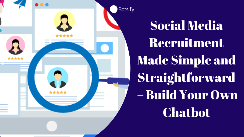 social media and recruitment