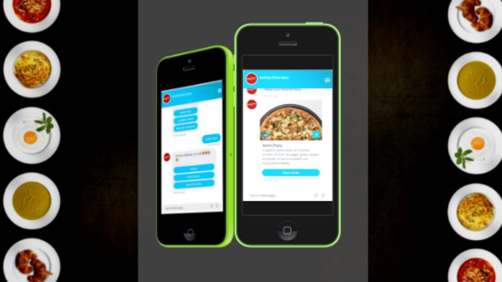 food chatbot