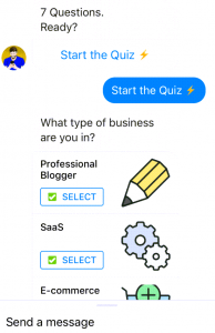 quiz-use-chatbots-segment-audience