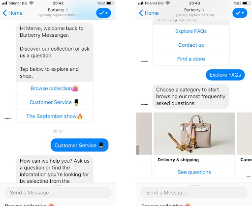 conversation ux in chatbot design