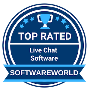 Top rated live chat software