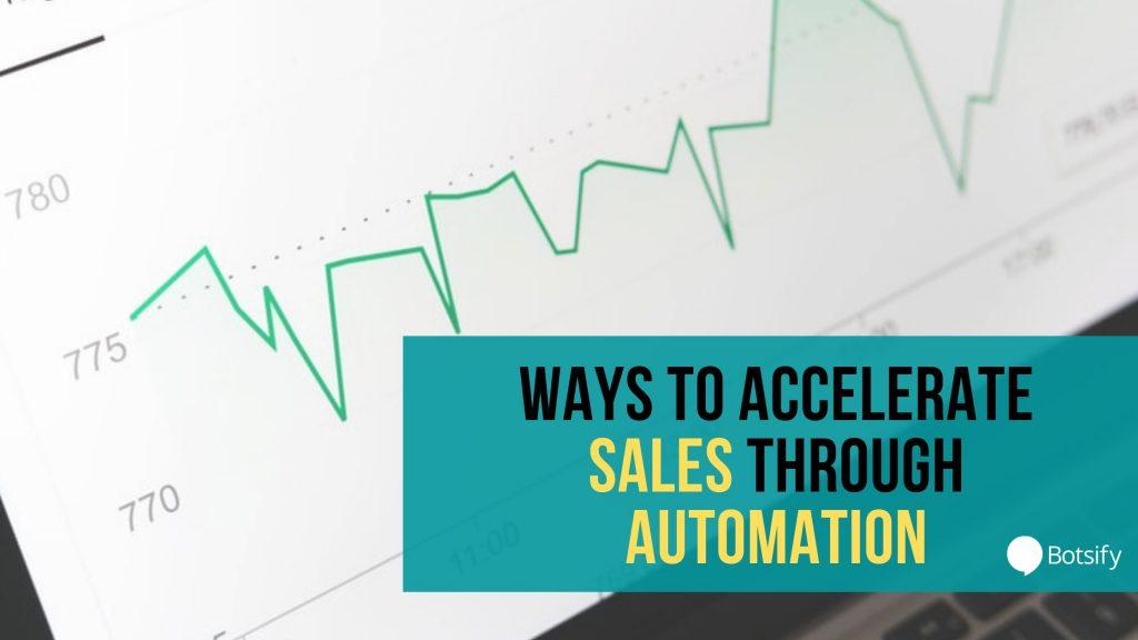 sales through automation