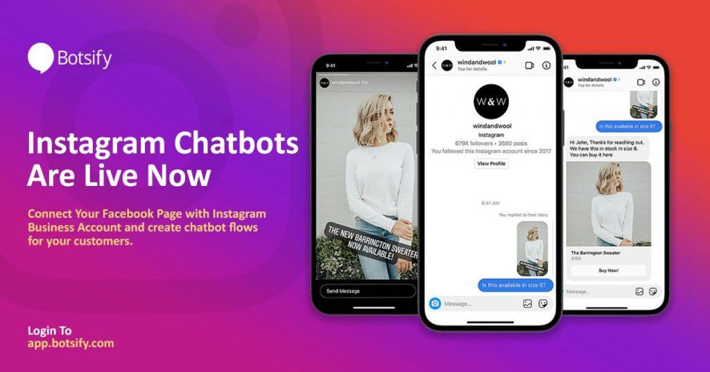 instagram chatbot